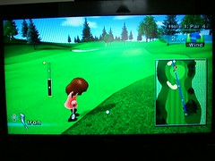 Wii Golf