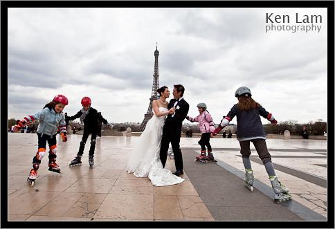 Pre-wedding in Paris-7