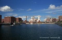 R127 neg 19  - 31 July 1988 Liverpool waterfront. (Scouse Hobbit) Tags: worldheritagesite albertdock salthousedock liverpoolwaterfront liverpoolpierhead unescoliverpool liverpoolpast