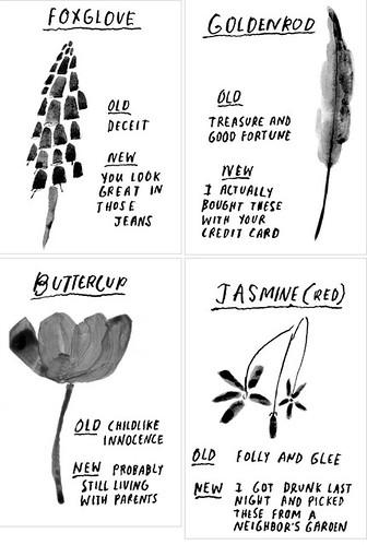 flower semantics