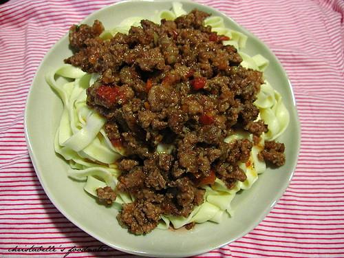 pasadena波隆那肉醬義大利麵