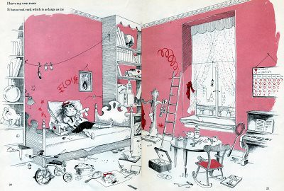 Top 100 Picture Books #76: Eloise by Kay Thompson