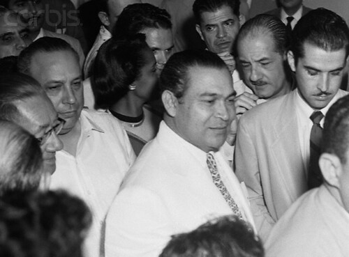 Batista Press Conference 1954 Elections 31-Oct-1954