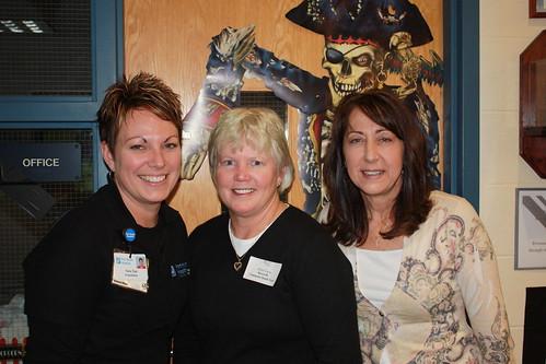 Port Huron Hospital Volunteer Team