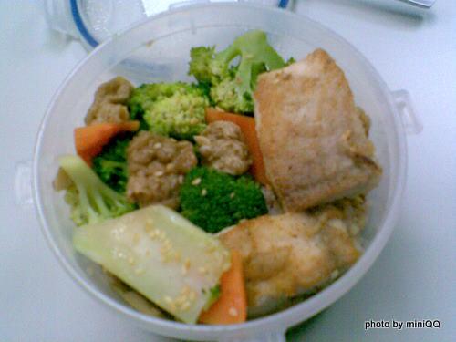 今日午餐-4/17 (Nokia 6300)