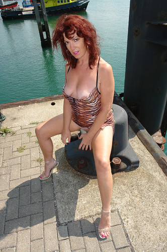 stocking flashing in public nudity beach pics: glamourous, legs, glamour, sensual, publicnudity, women, sea, sexy, cleavage, harbour, portrait, woman, hot, highheels, girl