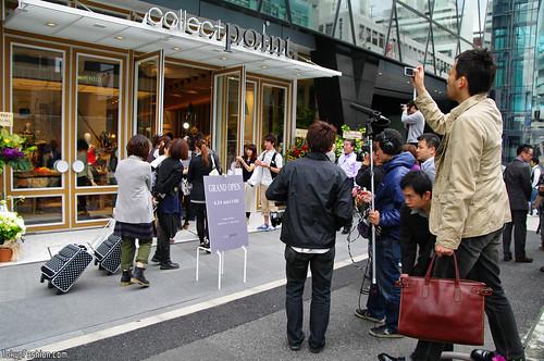 Collect + Point Harajuku