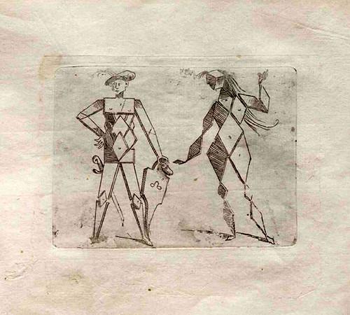 005-Bizzarie di varie figure de Braccelli 1624