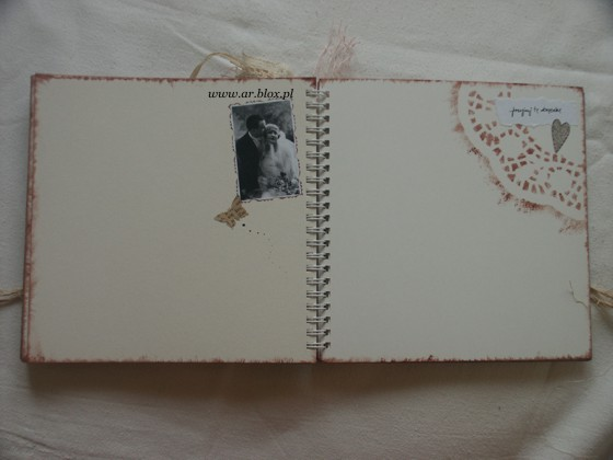 wedding guest book - inside12