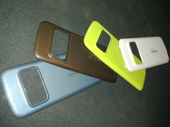 Nokia N79 Xpress-on back covers 2
