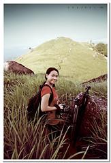 Ashikin A.K.A Cik Cokin (Jalan2 Cari Foto) (SHAZRAL) Tags: photoshop canon eos abdullah cs3 tokina1224mmf4 broga 450d ashikin azralfikri shazral