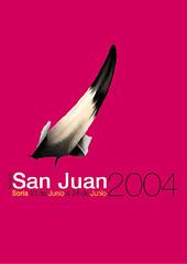 Cartel San Juan 2004