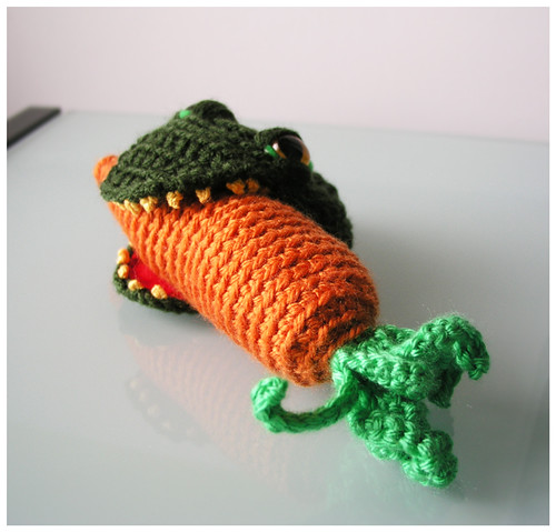 Crocomonster Hat