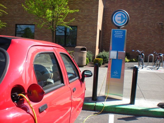 Electric Car Charging Stations San Diego
