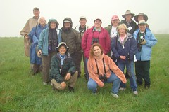 Group at the Bobolink Field