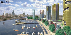 Docklands Masterplan, Yarra's Edge