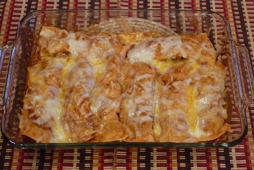 Celebration Chicken Enchiladas
