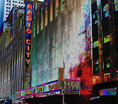Radio City Music Hall (Ran Dell's) Tags: new york city nyc music ny radio hall
