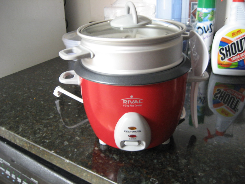 SOLD! 6-Cup Rice Cooker - $10