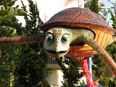 Pixar Play Parade at Disney's California Adventure Park