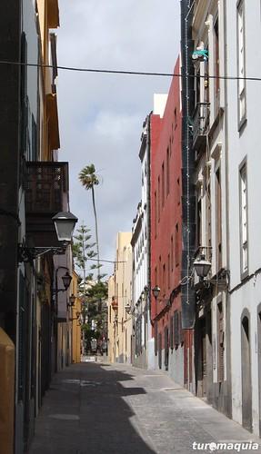 Por las calles de Vegueta