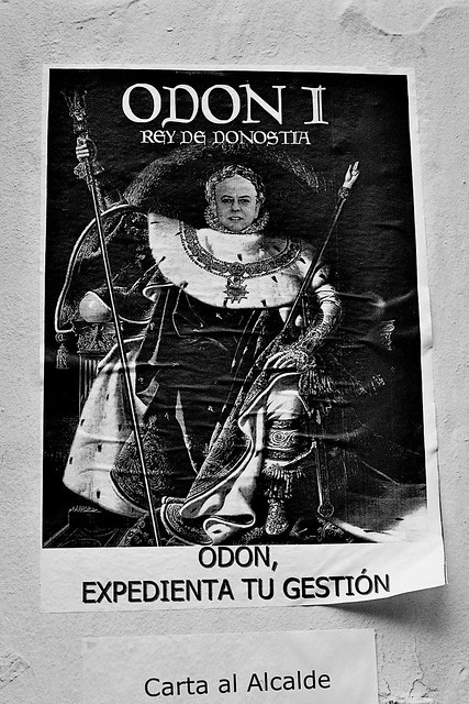 ODON I [REY DE DONOSTIA]