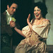 Alyssa Bowlby (Nannette), Lawrence Jones (Fenton), Opera in the Heights, Houston, Texas