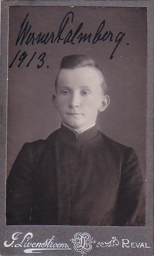 Werner Palmberg 1913
