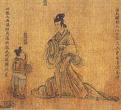 晋-顾恺之-列女仁智图5