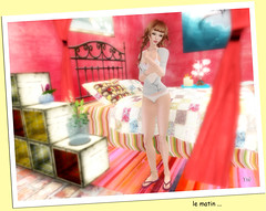 fashion addict in a morning (Ys Ah) Tags: freebies fashionsladdict