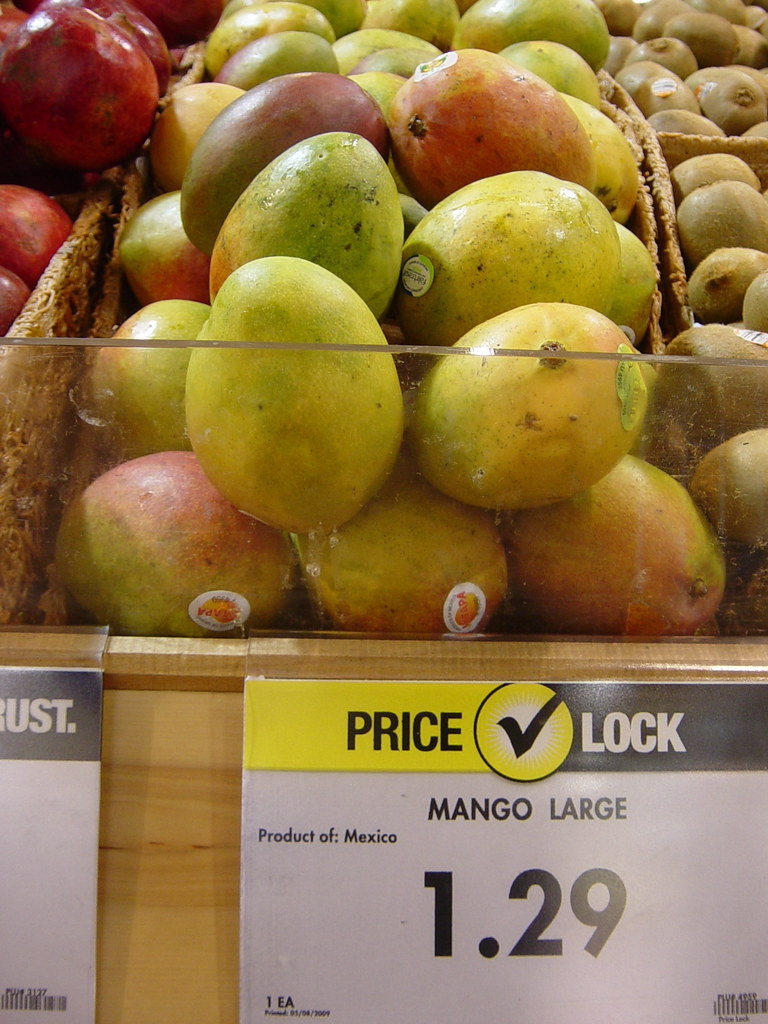 Buying mangoes