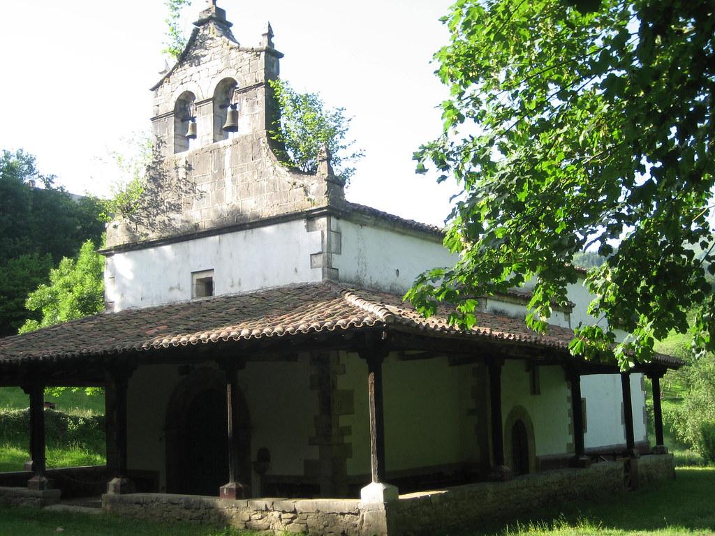 Santuario de Miravalles-Aller