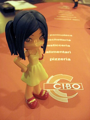 Cibo Blogged