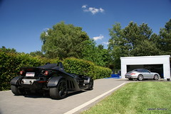 X-Bow (simons.jasper) Tags: road beautiful car racecar spider jasper belgium belgie sony fast ktm special porsche simons a100 digest carrera supercars combo 997 xbow autogespot spotswagens