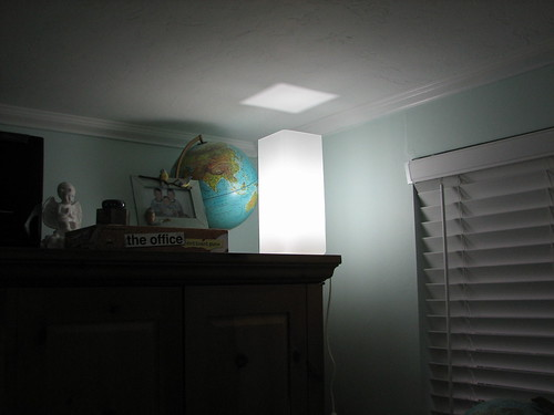 lamp for fred's music room