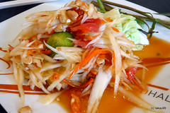 Thai Cuisine, Som Tam Thai