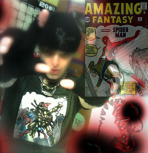 illegal Amazing Fantastical  - Bootleg tee  ii (( 2009 ))