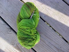 My Hand-dyed: Unnamed