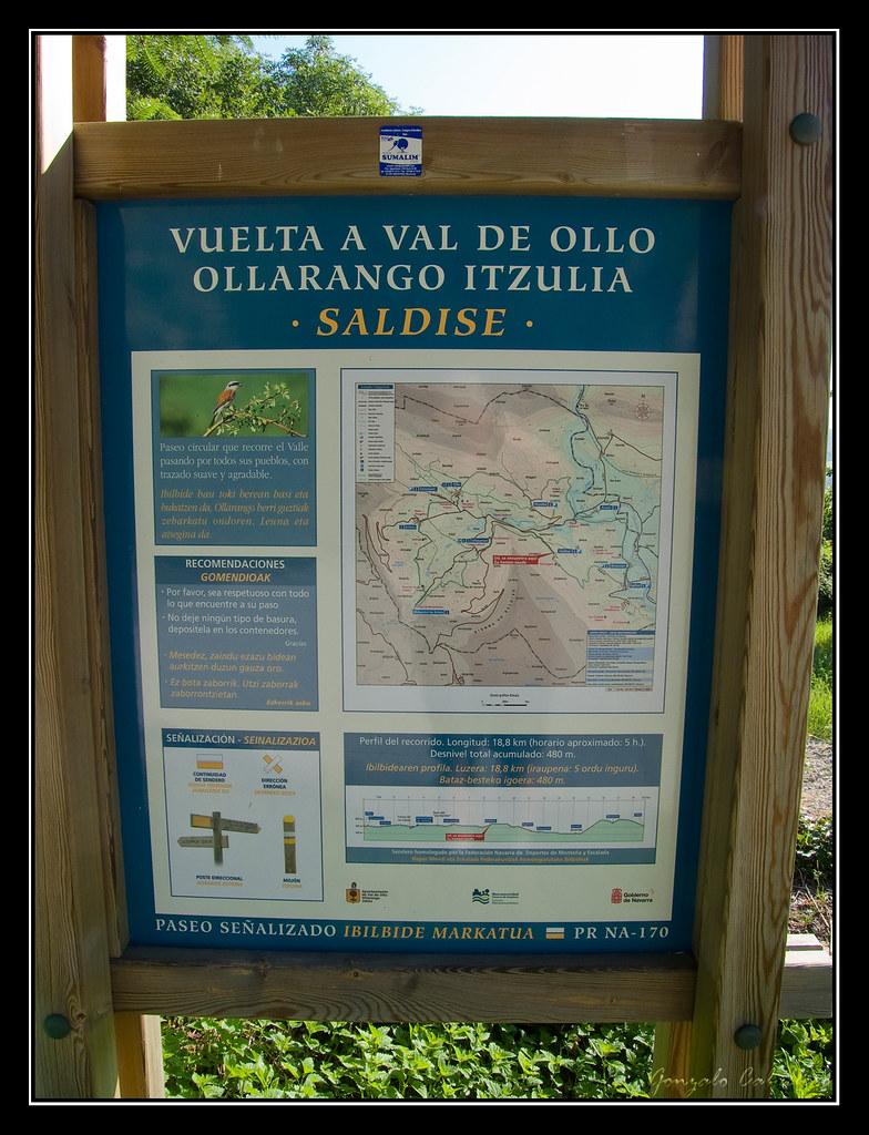 Vuelta al Valle de Ollo