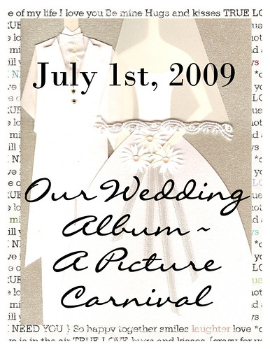 Our Wedding Album Picture Carnival1l