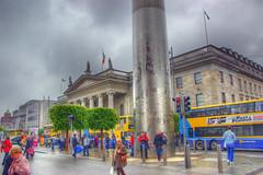 the needle (twicepix) Tags: city ireland dublin art shopping island country irland needle hdr nadel photomatix twicepix