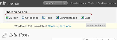 Changing categorys into tags 3