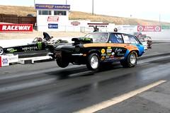 drag racing (rockindog) Tags: chevrolet chevy vega dragracing