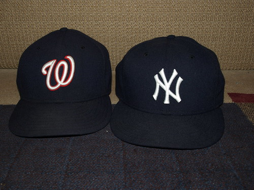 Nats, Yanks fight for my love
