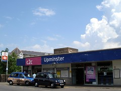 Picture of Upminster Station