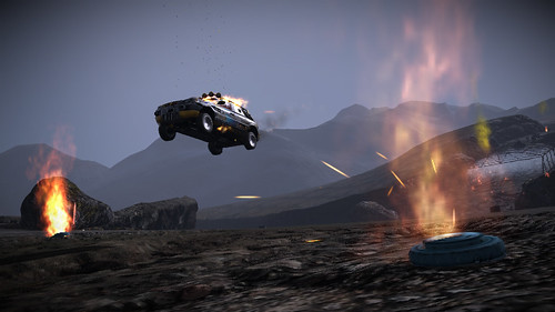 "MotorStorm: Pacific Rift ""Speed"" pack - Speed Weekend mode, 3"