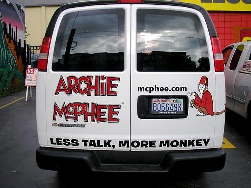 Mandatory Monkey