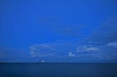 Torungen fyr (May Elin Aunli) Tags: sea lighthouse norway norge natt fyr havet kveld arendal grimstad skagerak nowegen lilletorungen torungen austagder bltime sjen mayelin fevik storetorungen hasla haseltangen mayelinaun