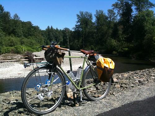 On the Cedar River