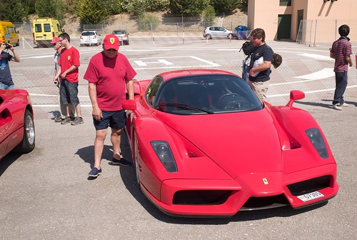 L1044491- Ferrari GTO 25 anys- Ferrari Enzo (by delfi_r)
